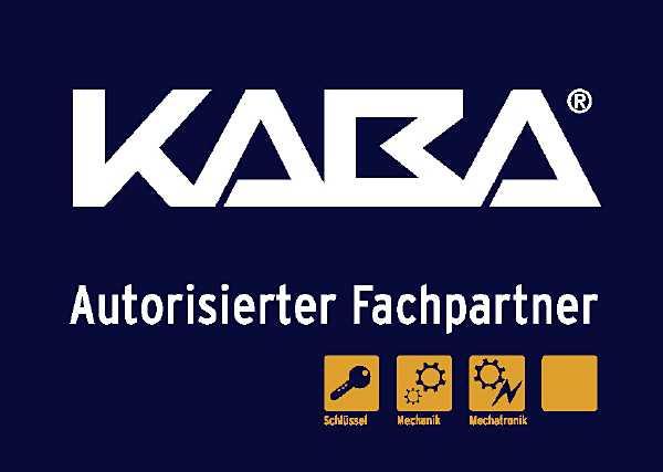 Schlüsseldienst Master Key ist Fachpartner von KABA in Adlikon