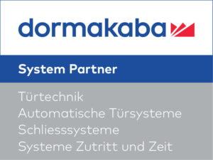 Schlüsselservice Master Key ist Fachpartner von dormakaba in Bertschikon