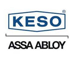 Schlüsselservice Master Key ist Fachpartner von Keso / Assa Abloy in Bachs
