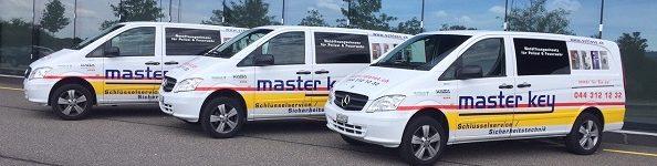 Montagefahrzeuge Master Key