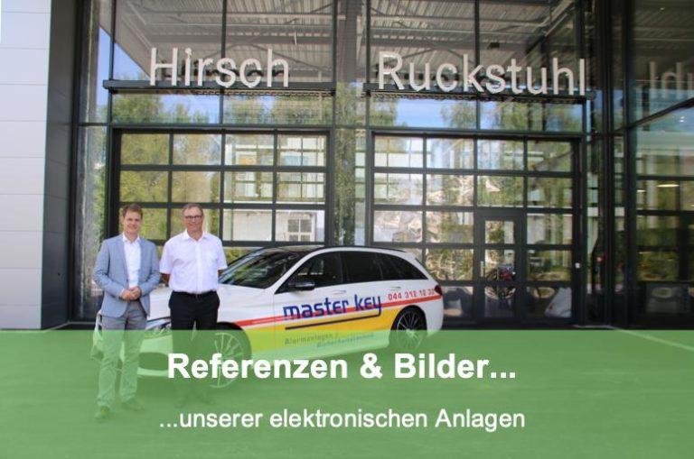 Referenzen und Kunden von Master Key Schlüsseldienst in Bertschikon